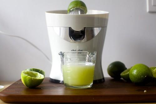 lazy lime juice