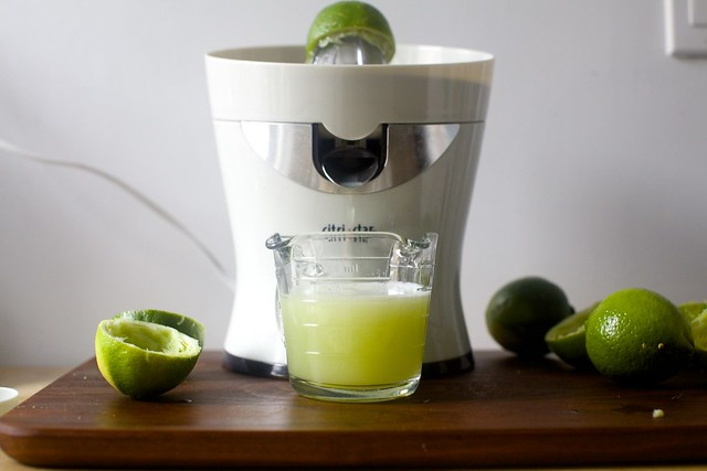 lazy lime juice