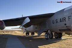 52-0008 - 16498 - NASA - Boeing NB-52B Stratofortress - Edwards AFB, California - 150103 - Steven Gray - FILE0527