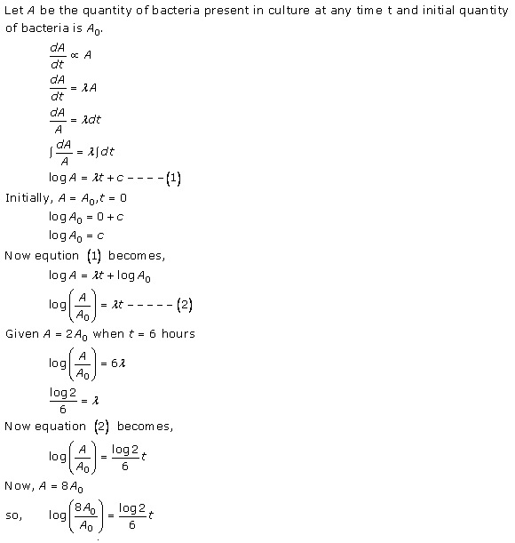 RD Sharma Class 12 Solutions Chapter 22 Differential Equations Ex 22.11 Q27
