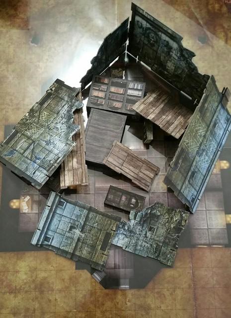 Asherton in Ruins