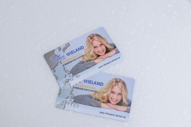 [推薦]台南佳美牙醫用全瓷冠幫我訂作一口自然耐用的假牙_二氧化鋯陶瓷塊+全瓷冠保證卡 (1)