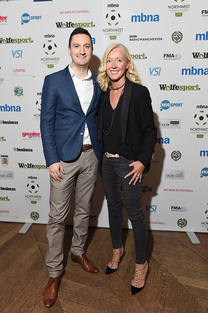 MBNA Northwest Football Awards Launch 2016