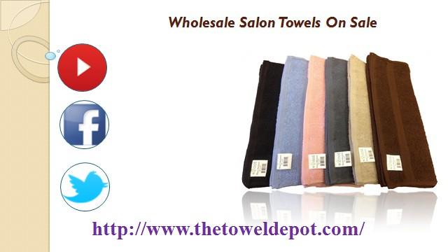 Salon Towels In Bulk - Bulk Salon Towels - Thetoweldepot