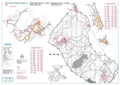 160619 MTBO Balickera Hills