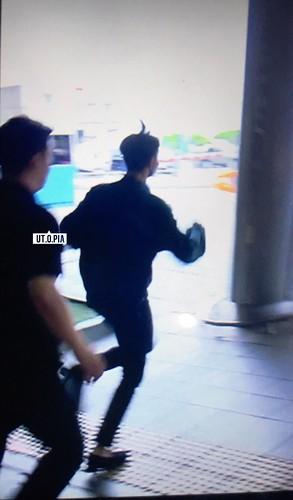 BIGBANG arrival Seoul ICN from Chengdu 2016-07-04 (43)