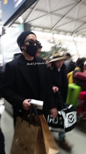 Big Bang - Incheon Airport - 21mar2015 - Seung Ri - wktjrqnwk12 - 06