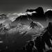 View from Cima Tofana di Mezzo 3,244m - Cortina d'Ampezzo - Dolomites - Italy by Lior. L