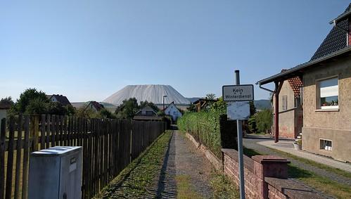 Der Monte Kali von Heringen