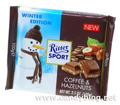 Ritter Sport Coffee & Hazelnuts
