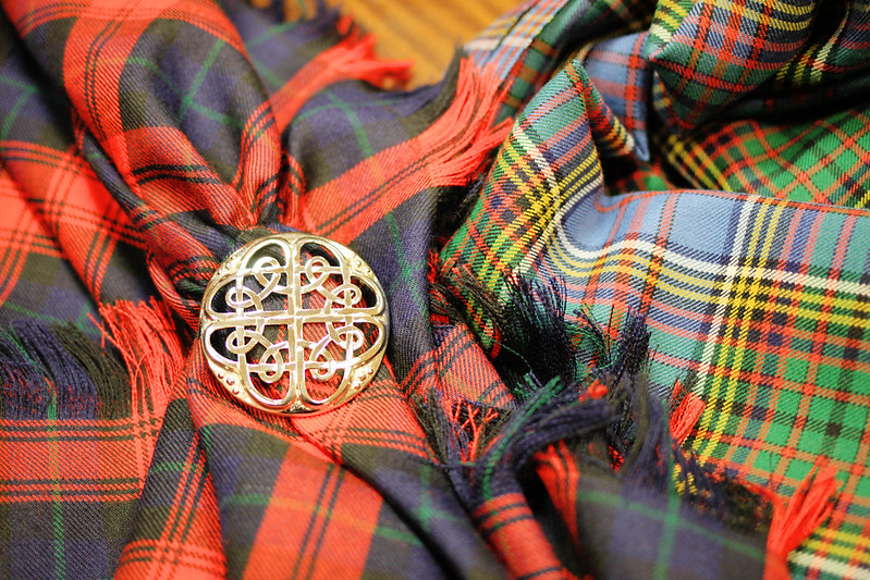scottish tartan designs edinburgh