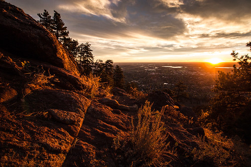 20d silhouette canon morninglight colorado boulder hike mtsanitas sanitas bigvern