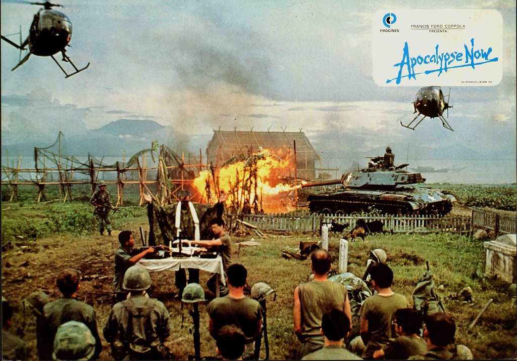 1979 APOCALYPSE NOW Francis Ford Coppola
