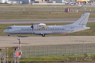 F-WKVH - Aérospatiale ATR 72-600 - Alphastar - CN ???