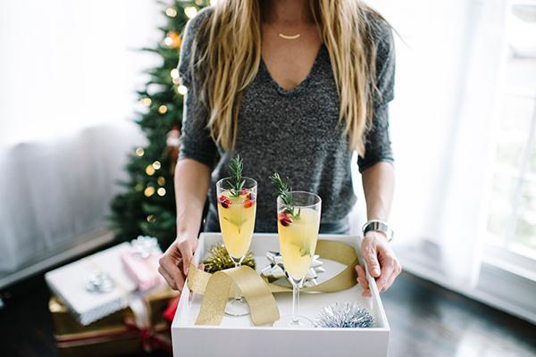 eatsleepwear, ecco-domani, prosecco, gift-wrap, holiday, 1