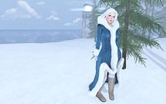 Snow Keeps Falling