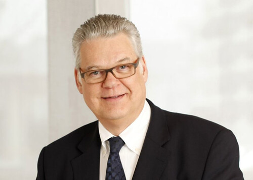 Urs F. Burkard is part of the founding Burkard-Schenker family and sits on the board of Sika