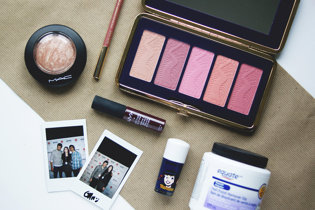 october beauty favourites 2014