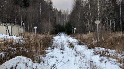 sweden icy hälsingland alfta