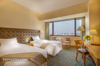 Twin Deluxe - Hanoi Hotel