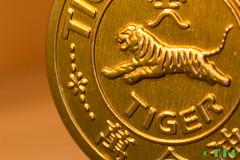 metal, money, bronze, gold, coin,