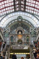 Station Antwerpen-Centraal Antwerpen