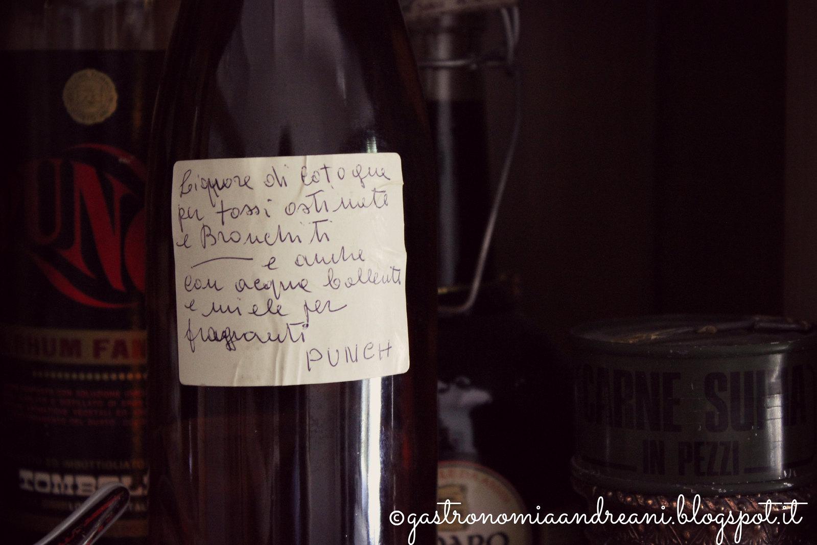 liquore di cotogne