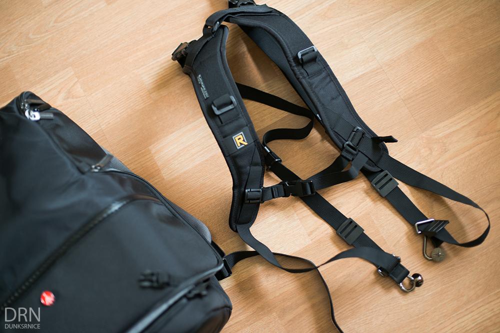 Black Rapid Camera Dual Sling Strap.