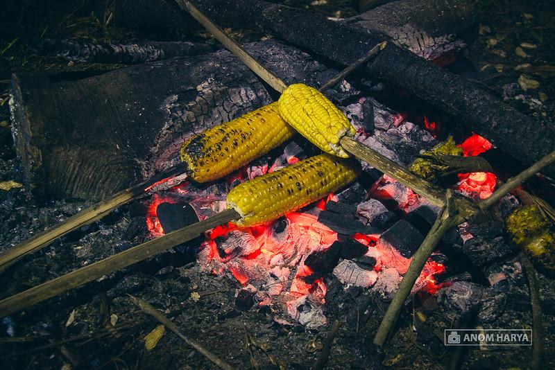 Jagung bakar ala TPL 09
