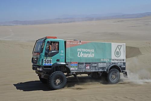 Desert Work Trakker