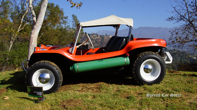1964 Meyers Manx Monocoque Dune Buggy
