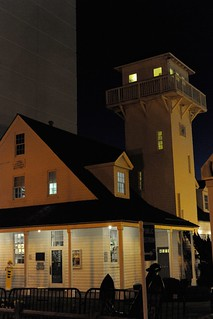 The Old Coast Guard Station in Virginia Beach