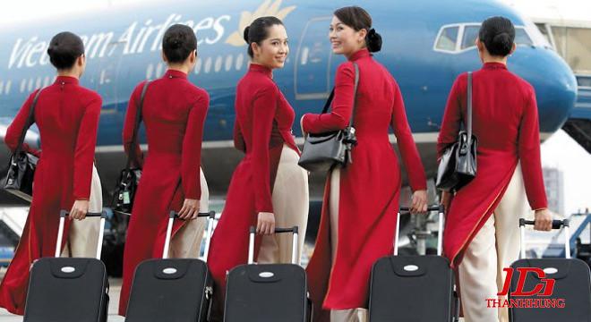 Đồng phục tiếp viên hàng không các nước, hãng ĐẸP nhất 15