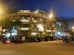 Tuktuks frente al FFC