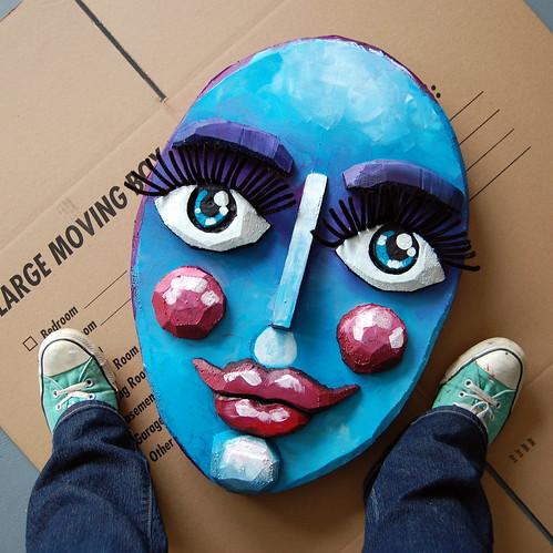 Making a Street Puppet