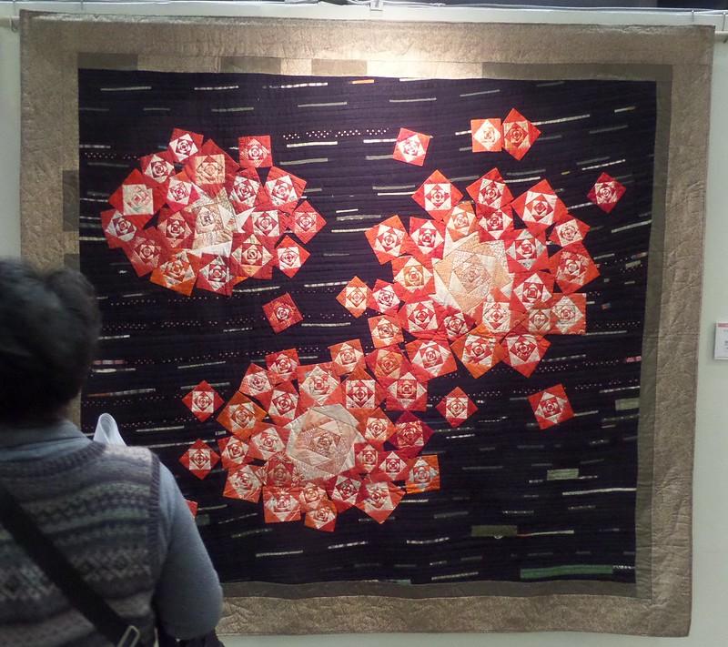 Quilt by Shizuko Yoshizawa