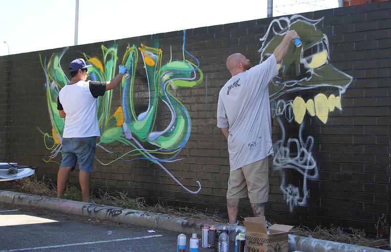 D n C paint