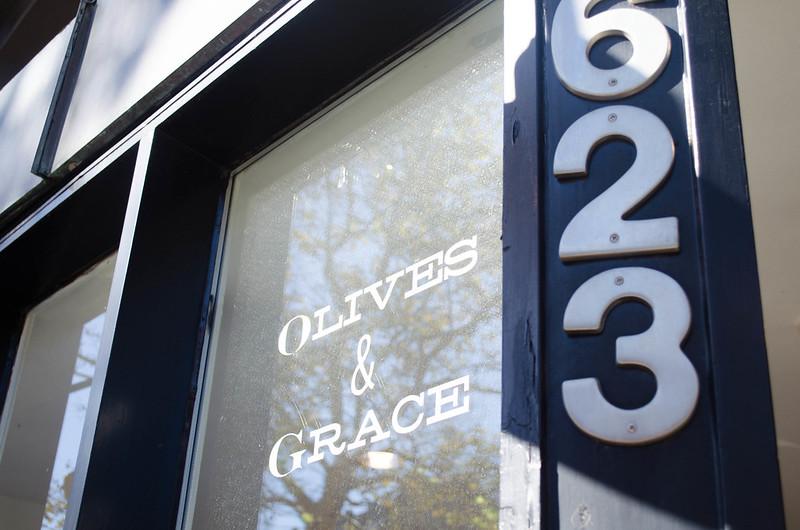 Olives & Grace on juliettelaura.blogspot.com