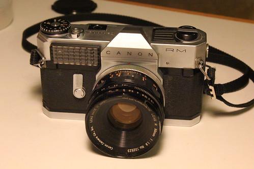 Canon Canonflex RM