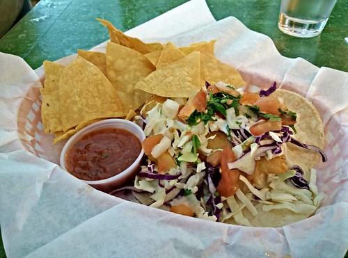 El Guapos Famous Baja Fish Taco