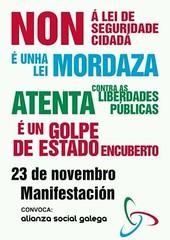23N-AlianzaSocialGallega