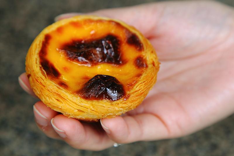 Portuguese-Egg-Tart