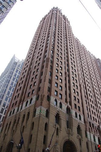 Gardian building, Detroit