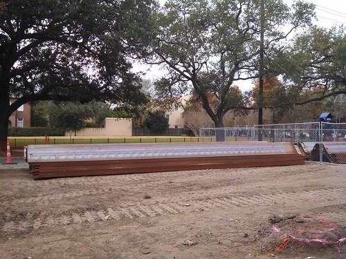 Metal sheet pilings