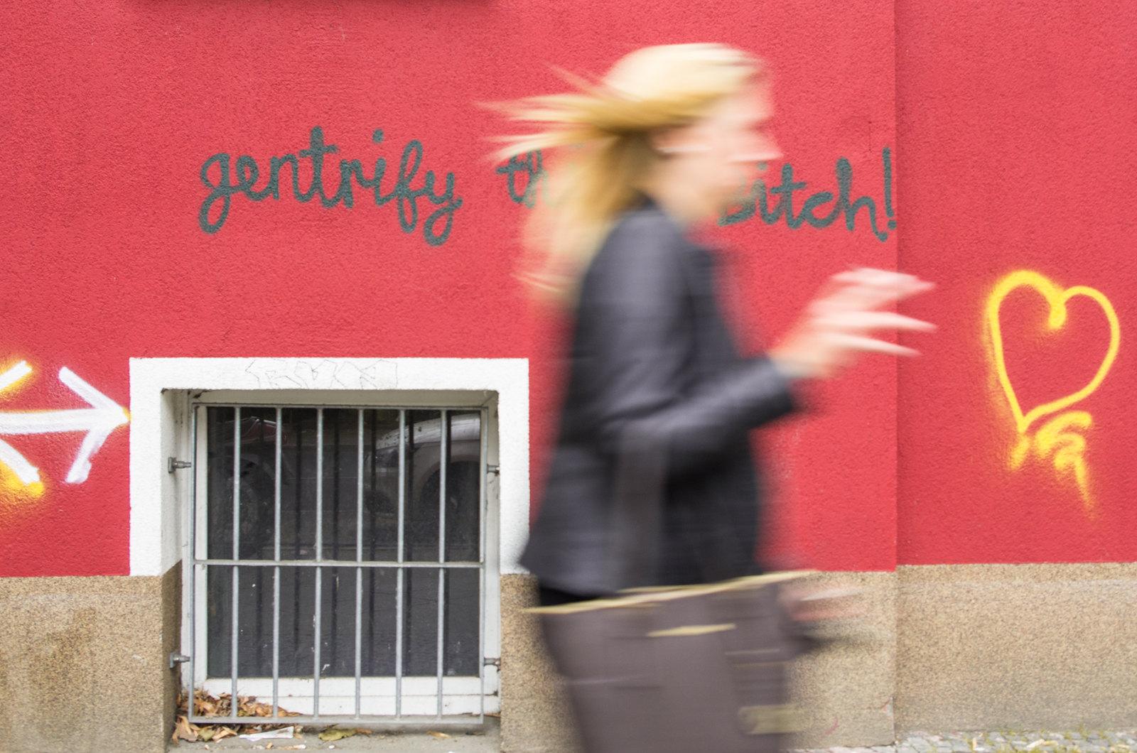 Berlin pauvre et sexy ? - Gentrify this, bitch !