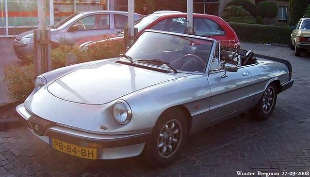 Alfa Romeo Spider 2.0 1986