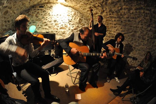 Clair de Lune feat. Tchavolo Schmitt by Pirlouiiiit 22112014