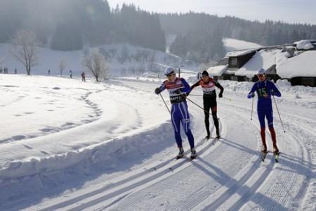 Lyžařské maratóny na území ČR - SkiTour