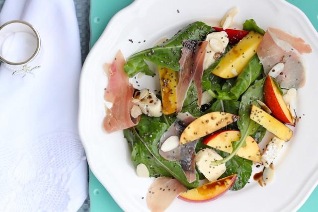 receita salada chique e gostosa