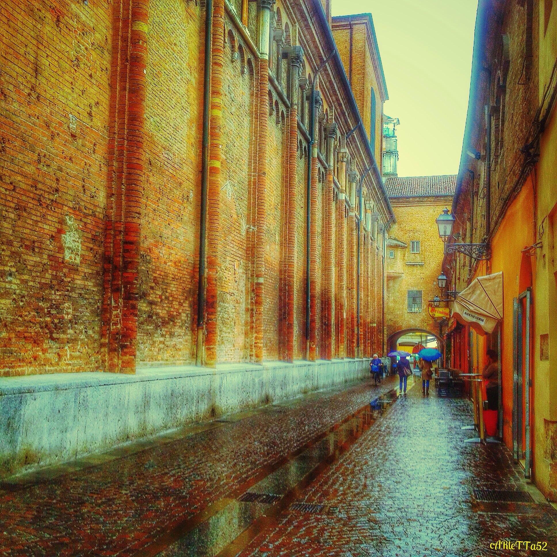 Colori In Luce Correggio elevation of malborghetto di correggio fe, italy